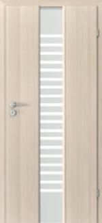 Dvere Porta Focus, model 2.0 sklo rebrík