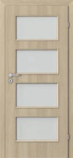 Interiérové dvere Laminát CPL, vzor 5.5