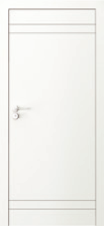 Dvere Porta Vector, model F