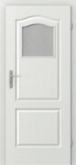 Interérové dvere Londýn, malé okienko, O