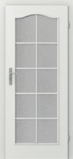 Interérové dvere Londýn, veľká mriežka, C