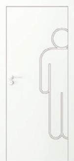 Dvere Porta Vector, model M