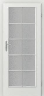 Interérové dvere Viedeň, veľká mriežka