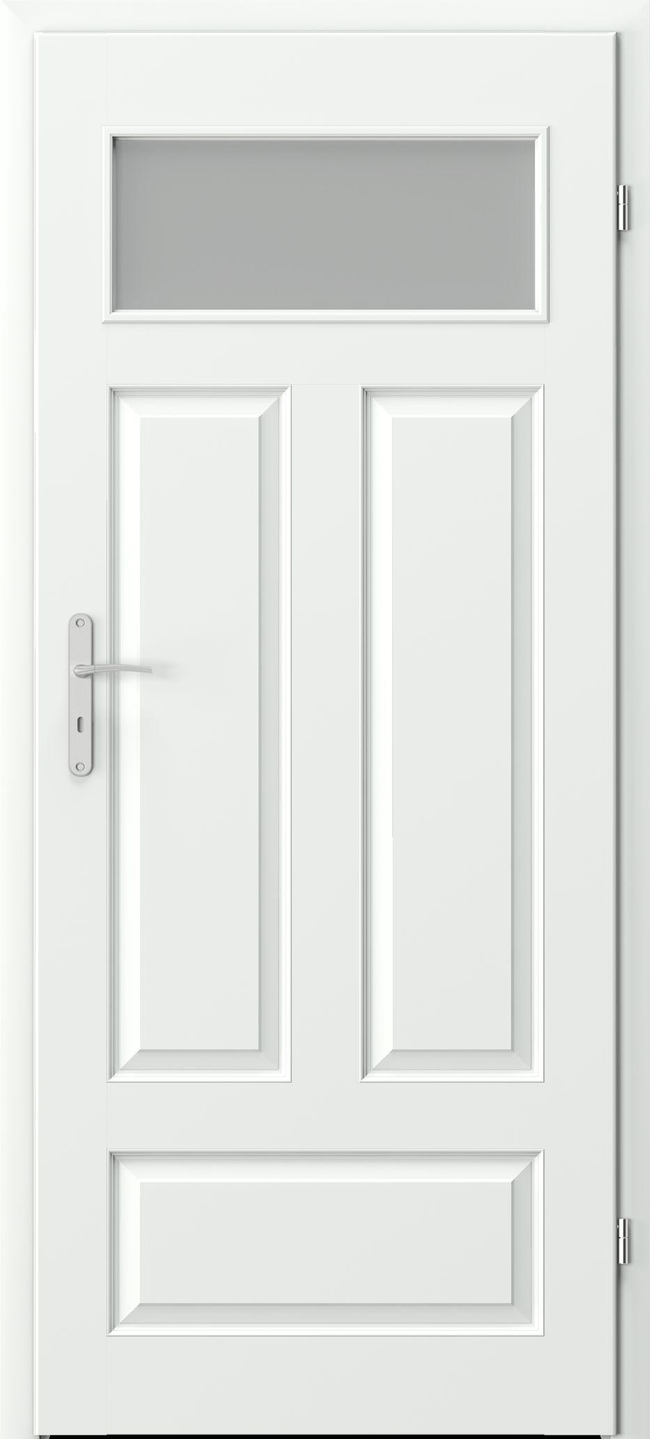 Dvere Porta Royal, 1/3 sklo