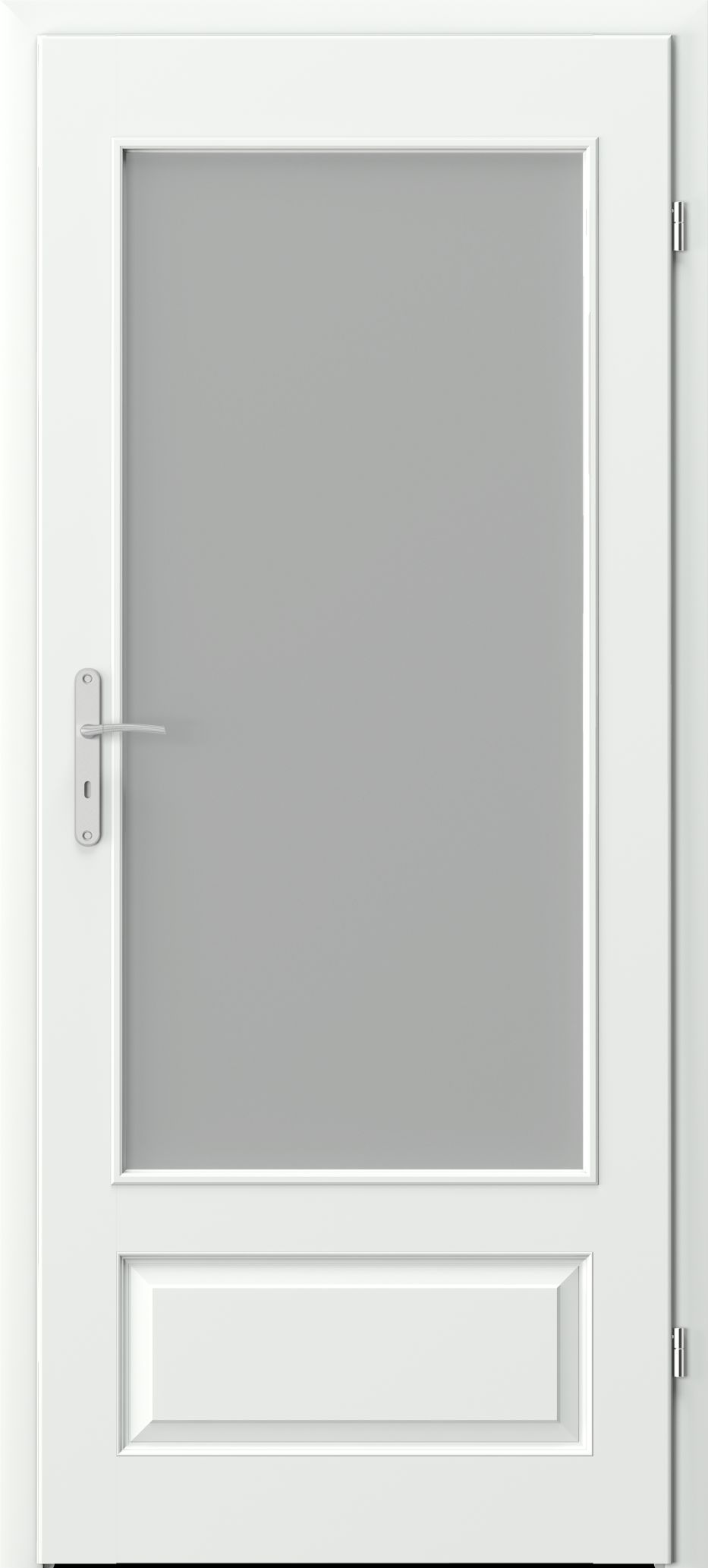 Dvere Porta Royal, 3/4 sklo