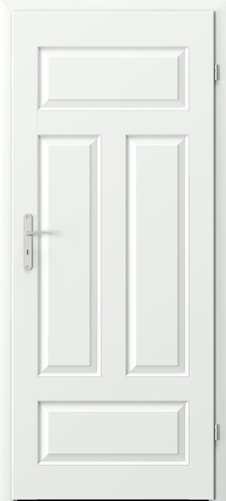 Dvere Porta Royal, plné